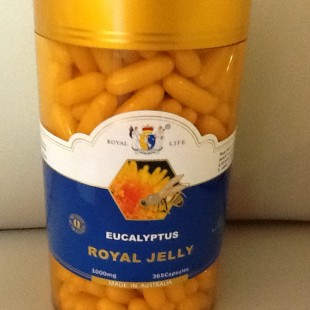 royal life eucalyptus royal jelly 1000mg