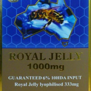 wealthy health royal jelly 1000mg