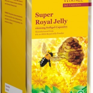 Vitatree Super Royal Jelly 1600mg