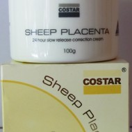 COSTAR Sheep Placenta Creme Lanolin – 100g – Australian Made