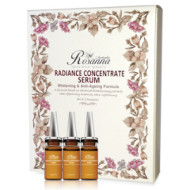 Rosanna Radiance Concentrate Serum – Whitening & Anti-Ageing Formula – 8ml x 3 Ampoules