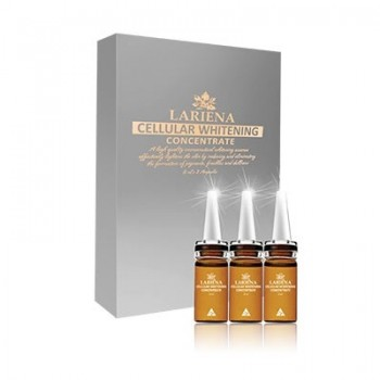 Lariena Cellular Whitening Concentrate – 8ml x 3 Ampoules – Australian made